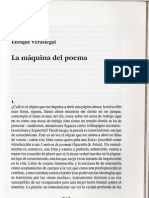 The Machine of the poem -Enrique Verástegui