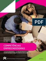 AUTODIAGNOSTICO Competencias Empreendedoras Iefp 2011