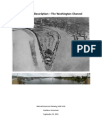 Washington Channel - Watershed Description