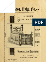 Summer Supplement, Boll Bros Manufacturing, Tenth St, Mulberry St, & PRRR Harrisburg PA 1896
