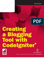 Creating a Blogging Tool With CodeIgniter Www.softarchive.net