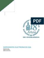 Proyecto Expedientes Electronicos SSA(Global Unidad 5)