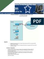 Configuration Dun Router Avec Le Protocole BGP