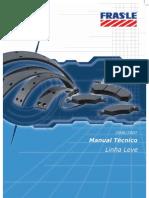 FRAS-LE Manual Tecnico Linha-Leve