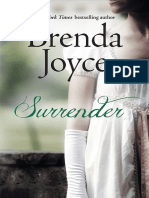 Surrender by Brenda Joyce - Chapter Sampler