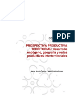 Prospectiva Productiva Territorial Para Colombia.