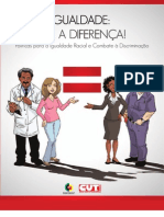 Cartilha Igualdade Racial e Combate a Discriminacao