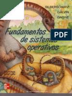 Fundamentos de Sistemas Operativos - 7ma Edición - Silberschatz