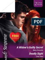 Mills & Boon Romantic Suspense Chapter Sampler