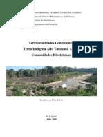 Territorialidades Conflitantes no Alto Rio Tarauacá V2