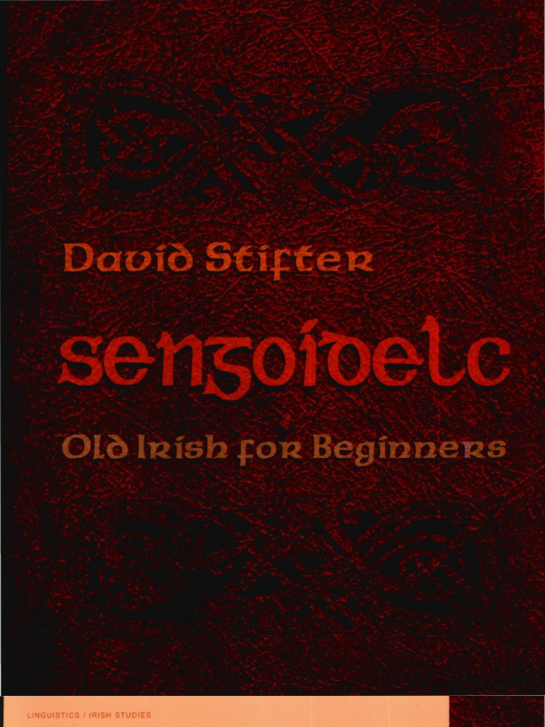 old irish for beginners grammatical gender celts