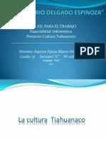 Cultura Tiahuanaco