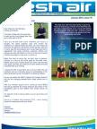 January 2013 Fresh Air Newsletter