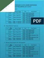 Waktu Pelaksanaan Ujian Uambn Madrasah 2012 2013