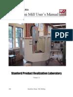 HASS CNC Minimill
