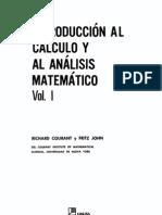 Introducción al cálculo y al análisis matemático Vol. I -  Courant - John.pdf