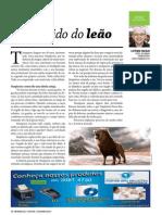 O RUGIDO DO LEÃO - HISTÓRIAS DE SIMPLORIM - POR ASTÊNIO ARAÚJO