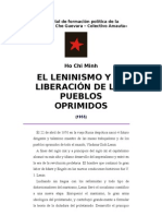 EL+LENINISMO+Y+LA+LIBERACIÓN+DE+LOS+PUEBLOS+OPRIMIDOS
