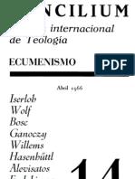 Concilium - Revista Internacional de Teologia - 014 Abril 1966