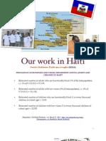 Societe Haitienne d'Aide aux Aveugles (SHAA)