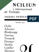 Concilium - Revista Internacional de Teologia - 020 Diciembre 1966