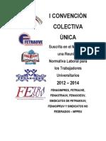 1ra Normativa Laboral Unificada - Documento Final