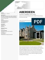 Aberdeen Guidebook