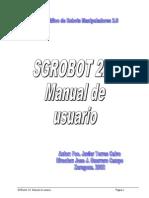 Manual de Usuario Sgrobot