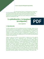 APPADUARAI Globalización e investigación
