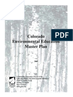 colorado environmental education master plan