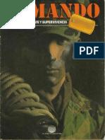 Revista COMANDO Tecnicas de Combate y Supervivencia 0