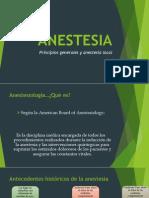 EQUIPO 1. Anestesia Local