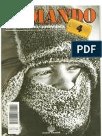 Revista COMANDO Tecnicas de Combate y Supervivencia 4