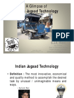 A Glimpse of Jugaad Technology[1]