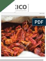 Magazine / Revista - México En Comunicación.