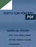 PARTO CON FÓRCEPS.ppt