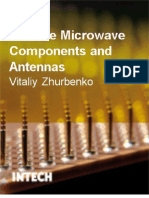 Passive Microwave Components and Antennas (Edited by Vitaliy Zhurbenko, 2010)