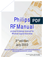 Philips Rf Manual 3rd Edition