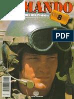 Revista COMANDO Tecnicas de Combate y Supervivencia 8