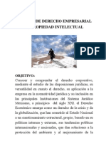 Curso de Derecho Empresarial