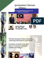 Weltanschauung Melayu