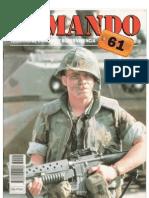 Revista COMANDO Tecnicas de Combate y Supervivencia 61