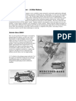History of gasoline injection