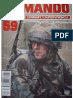 Revista COMANDO Tecnicas de Combate y Supervivencia 59