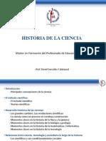 Introducción a la Historia de la Ciencia