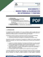 MÁSTER IA  - DOC 1 - NITRÓGENO Y FÓSFORO EN LOS ECOSISTEMAS