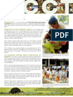 CCT Donor Newsletter January 2013