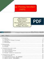 MPI programing
