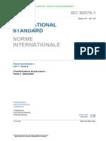 IEC 60076-1 ed. 3.0