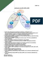 Redistribución entre RIP OSPF EIGRP